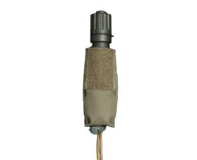 Peraflex Small Adjustable Bungee Flashlight Pouch