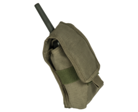 Base Pouch Radio Adjustable Covered