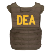 DEA Concealable and Tactical Kit