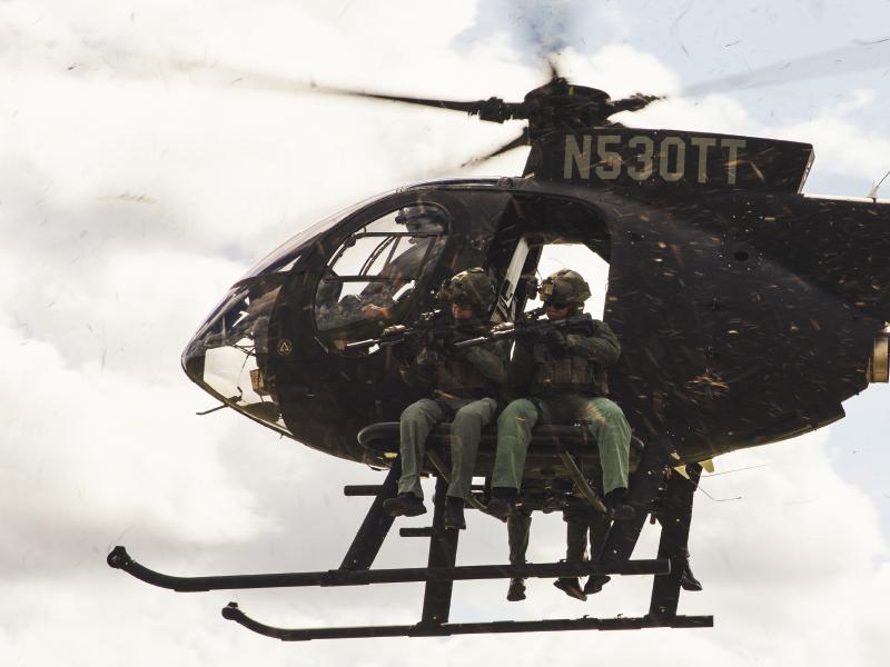 Markets - Private Military